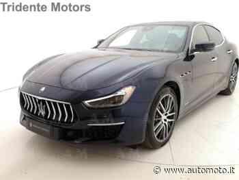 Vendo Maserati Ghibli Ghibli V6 Diesel 275 CV Granlusso usata a Legnaro, Padova (codice 7995454) - Automoto.it