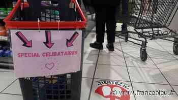 Saint-Valentin : ce supermarché à Serres-Castet propose de trouver l'amour en faisant ses courses - France Bleu