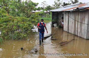 Desbordamiento del río Atrato en Chocó deja 5.000 familias afectadas - HOY DIARIO DEL MAGDALENA