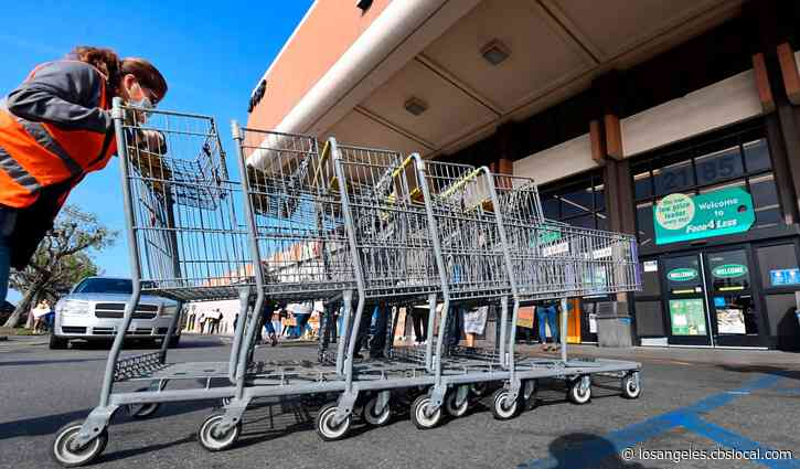 Irvine Approves $4 Hero Pay Hike For Grocery Store Workers