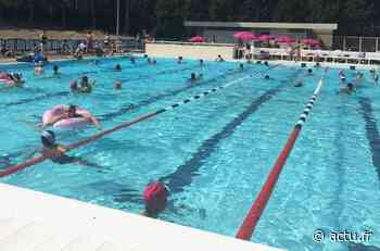 Yvelines. Saint-Germain-en-Laye : la piscine rouvre son bassin extérieur au public - actu.fr