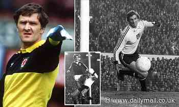 Dai Davies: Former Wales and Swansea goalkeeper dies aged 72 following battle with cancer