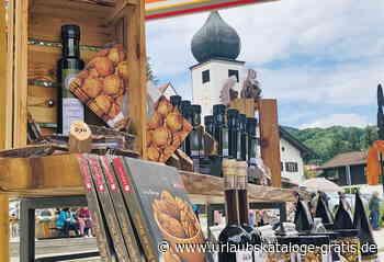 Bad Feilnbach setzt auf die Markt-Wirtschaft   Bad Feilnbach, Chiemsee-Alpenland - Urlaubskataloge-gratis