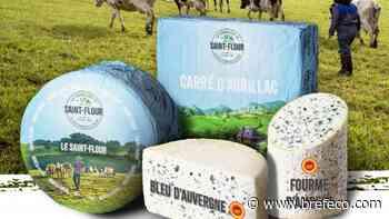 La Fromagerie de Saint-Flour à la conquête de la grande distribution - Bref Eco