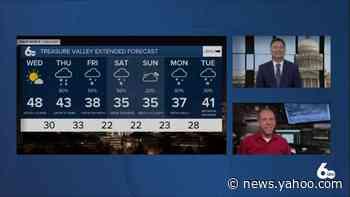 Scott Dorval's Idaho News 6 Forecast - Tuesday 2/9/21 - Yahoo News