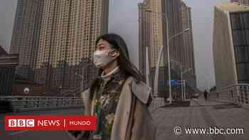 Coronavirus en China: 4 datos sobre el origen de la pandemia revelados por la OMS tras su misión en Wuhan - BBC News Mundo