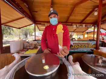 Decaen ventas de nieves de garrafa en Jocotepec hasta en un 70% - Milenio