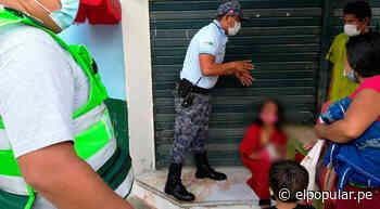 Satipo: mujer Ashaninka da a luz en vía pública mientras hacía cola para cobrar Bono - ElPopular.pe