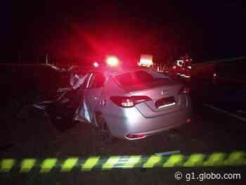 Jovem morre em acidente na ERS-343, em Cacique Doble - G1