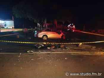 Acidente na ERS 343 em Cacique Doble deixa vítima fatal | Rádio Studio 87.7 FM - Rádio Studio 87.7 FM | Studio TV | Veranópolis