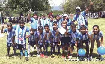 """Juventud Unida ganó el torneo de """"Los Zorritos"""" - El Tribuno.com.ar"""