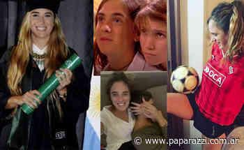 """Qué es de la vida de Jazmín Beccar Varella, la actriz """"huérfana"""" de Rebelde Way - Paparazzi"""