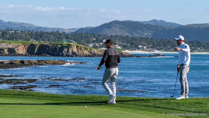 AT&T Pebble Beach Pro-Am Preview: 'Should Be A Little Closer To A U.S. Open,' Says CBS Sports' Frank Nobilo