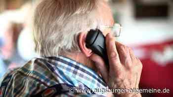 82-Jähriger aus Attenhofen lässt sich nicht von Betrüger täuschen - Augsburger Allgemeine