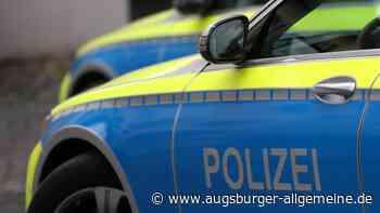 Mann aus Attenhofen wählt Notruf wegen vermeintlicher Schusswaffe - Augsburger Allgemeine