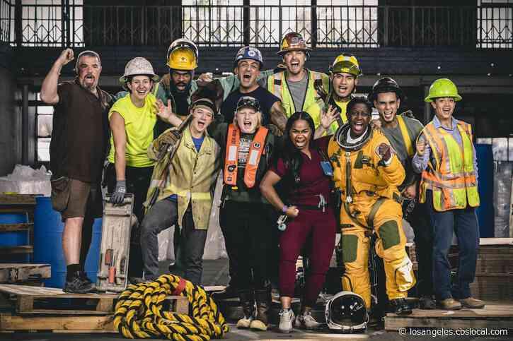 WATCH: Meet The Cast Of 'Tough As Nails' Season 2