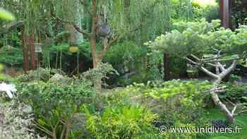 Visite du jardin zen de Courdimanche Jardin zen samedi 5 juin 2021 - Unidivers