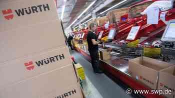 Corona Würth (Künzelsau) und Binder (Oberrot): Britische Mutation in den Betrieben – was tun die Unternehmen gegen Infektionen? - SWP