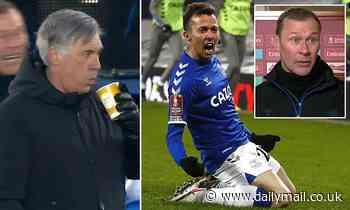 Ferguson salutes Everton's epic FA Cup win over Tottenham, insisting Ancelotti 'has seen it all'
