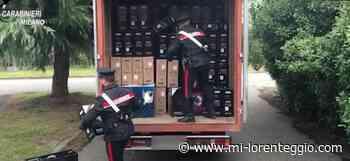 Rubavano furgoni e auto tra Settimo Milanese e Cornaredo, banda presa da Carabinieri di Corsico - Mi-Lorenteggio