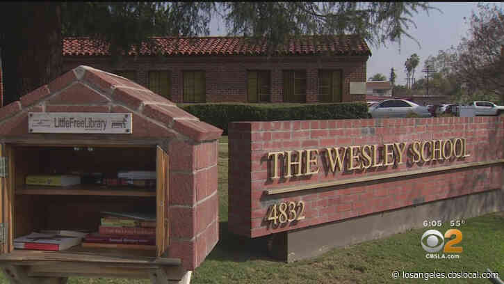 North Hollywood Private School Staff Receive First Dose Of COVID-19 Vaccine, Prompting Questions