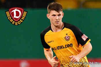 Dynamo-Hiobsbotschaft: Robin Becker schwer verletzt! - TAG24