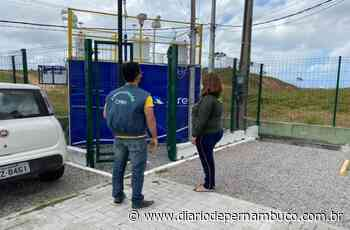 CPRH aplica multa de R$ 50 mil à Refinaria Abreu e Lima por poluição atmosférica - Diário de Pernambuco