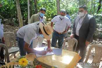 MEM inicia con fase de preconsulta por derecho minero de El Escobal - La Hora