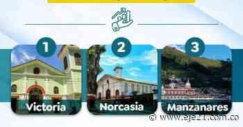 Victoria, Norcasia y Manzanares se destacaron por la ejecución de sus planes de desarrollo municipales - Eje21