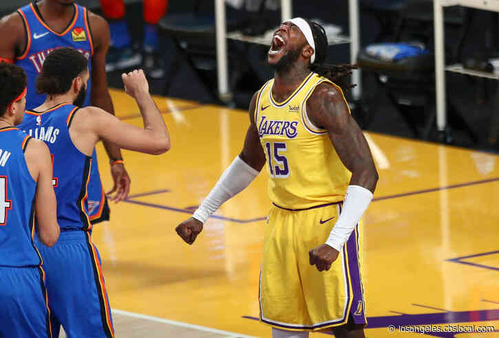 LeBron Leads Lakers Past Thunder Again In OT, 114-113