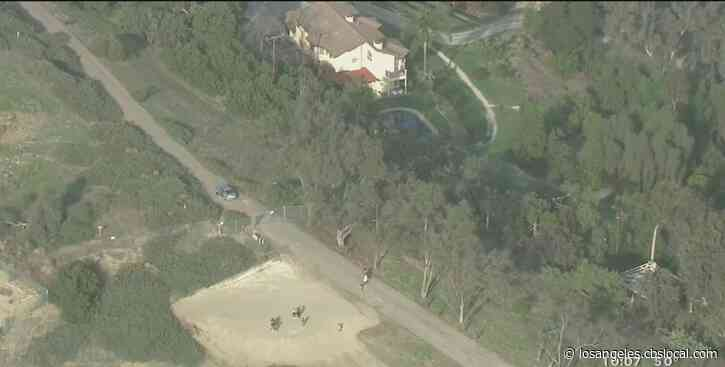 Work On Helipad Behind Villanueva's Home Halted By SoCal Gas