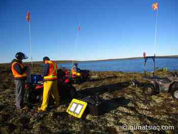 Researchers surprised to see Rankin Inlet lakes releasing fewer carbon emissions - Nunatsiaq News