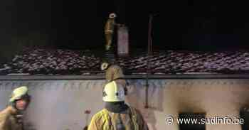 Momignies: un feu de cheminée dégénère et dévaste une habitation à Macon - Sudinfo.be