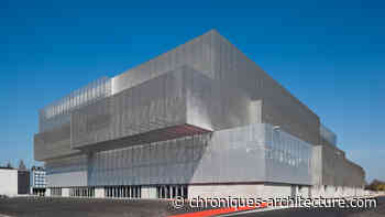 Le Spot de Macon, une salle évènementielle signée Chaix & Morel - Chroniques d'architecture