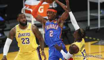NBA - Dank LeBron James und Dennis Schröder: Los Angeles Lakers gewinnen nächsten OT-Krimi - LaMelo Ball glänzt erneut - SPOX.com