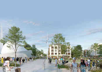 Zac de la Remise : le pôle glisse bientôt terminé, le quartier achevé en 2024 - La Gazette de Saint-Quentin-en-Yvelines