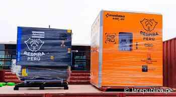 Piura: instalarán planta de oxígeno en Ayabaca a fines de febrero LRND - LaRepública.pe