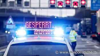 Autobahn 38 Richtung Göttingen nach Lkw-Unfall gesperrt - Süddeutsche Zeitung