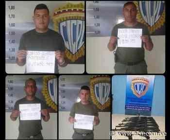 Imputaron por homicidio calificado a funcionarios en Aragua de Barcelona - ACN ( Agencia Carabobeña de Noticias)