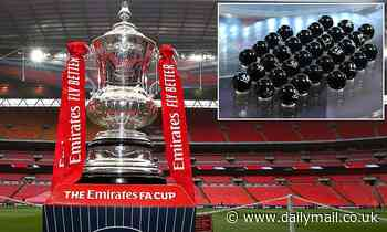 FA CUP DRAW LIVE: When is it, teams in quarter-final, ball numbers and more