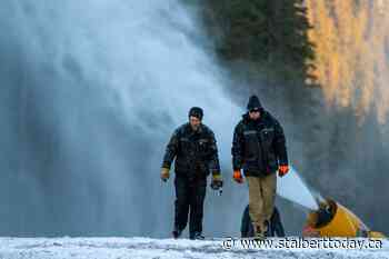 Mt. Norquay set for earliest opening day in 95 year history - St. Albert Today