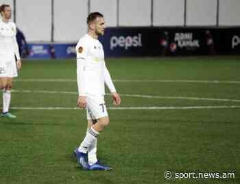 Armenian midfielder joins FC Tambov - Information-Analytic Agency NEWS.am