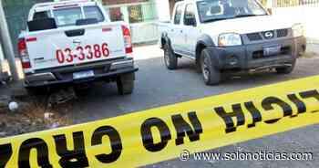 Nacionales 2021-01-08 Asesinan a propietario de una tienda en Lolotique, San Miguel - Solo Noticias