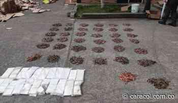 En Guateque, Boyacá hallan más de 10.000 cartuchos para fusil 7.62 - Caracol Radio