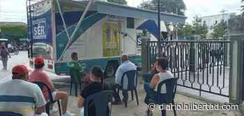 Secretaría de Salud de Galapa realizó jornada de toma de muestras PCR en el municipio - Diario La Libertad