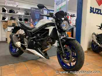 Suzuki SV 650 2017 à 4199€ sur SUCY EN BRIE - Occasion - Motoplanete