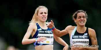 Elise Vanderelst s'offre un superbe record de Belgique à Lievin - dh.be