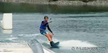 Un téléski nautique au parc de Choisy-le-Roi pour l'été 2021 - 94 Citoyens
