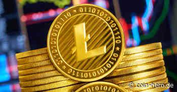 Litecoin (LTC) erreicht mit 195 USD ein Mehrjahreshoch - Coin-Hero