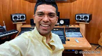 Grupo 5: Christian Yaipén debuta como locutor radial - ElPopular.pe